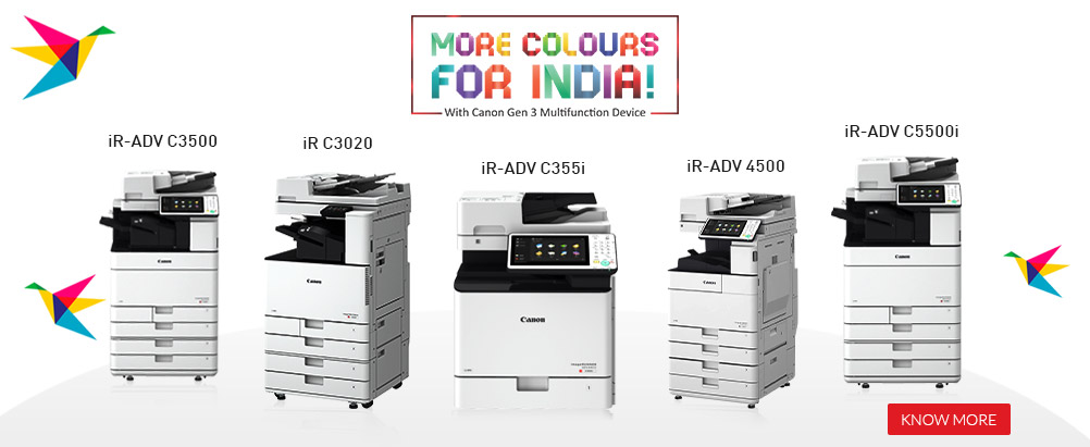 canon printer technical support india